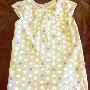 Small girls shirt